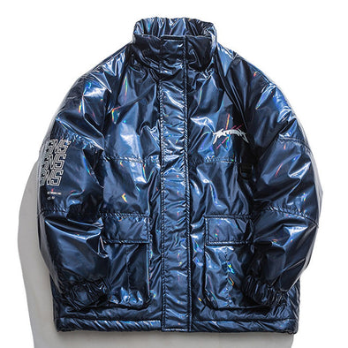 NEV Reflective gloss function Winter Coat