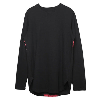 NEV Dark Cross Print Sweatshirt