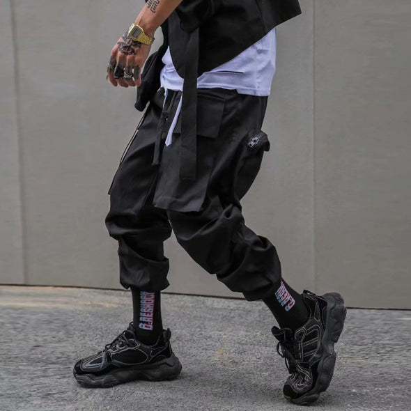 "NEV ""Solid Color"" Cargo Pants"