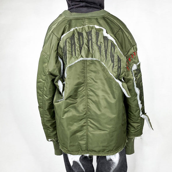 "NEV ""Dragon Embroidery"" Jacket"
