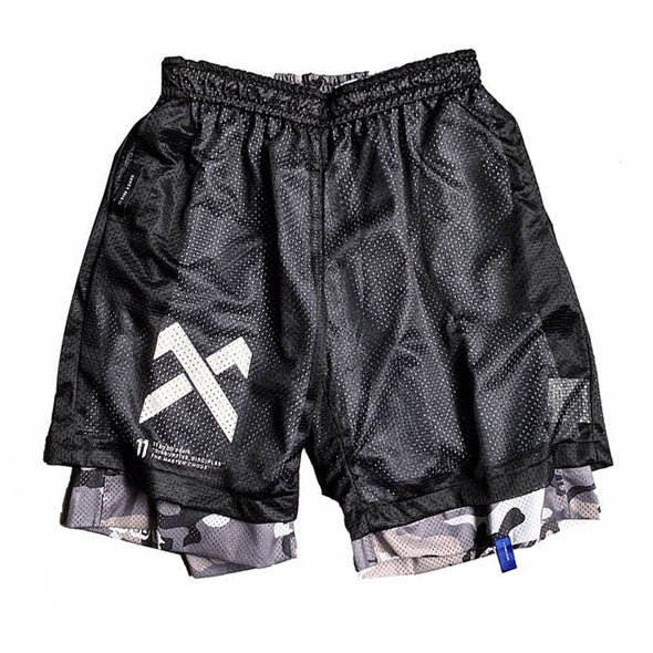 "NEV ""Double Ninja"" Shorts"