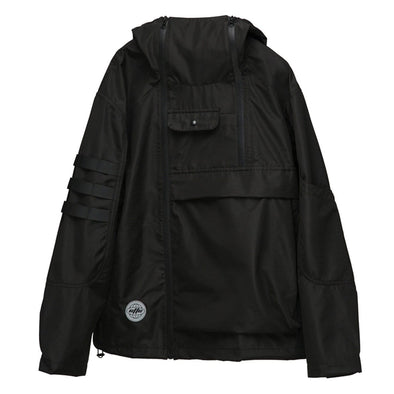 NEV Double Zip Up Function Jacket