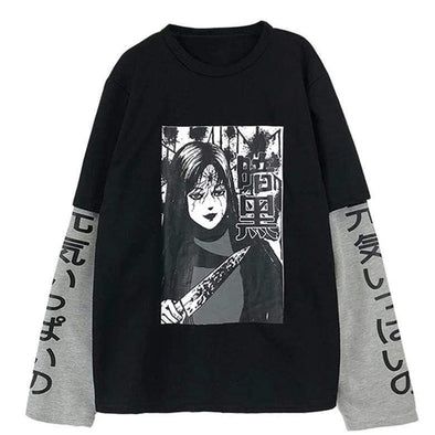 """Tomie"" Long Sleeve"