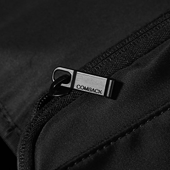 NEV Combat Magnetic Reversible Buckle Messenger Bag