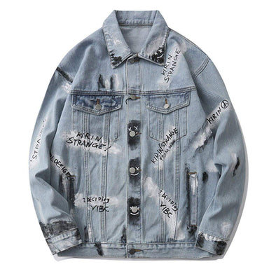 "NEV ""STRA"" Denim Jacket"