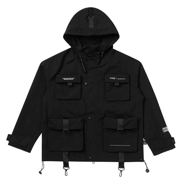 NEV Multi-pocket Work Jacket