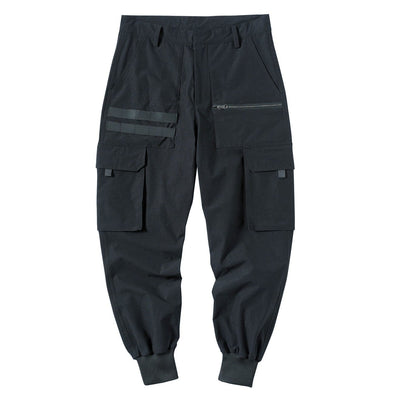 NEV Cyberpunk Pockets Cargo Pants
