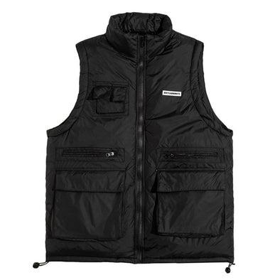 NEV Combat Multi-pocket Ripstop Vest Jacket
