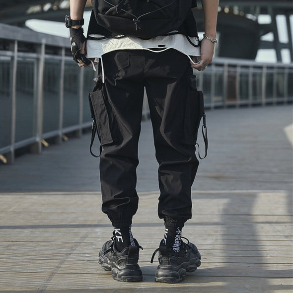NEV Combat Functional Zipper Pockets Pants