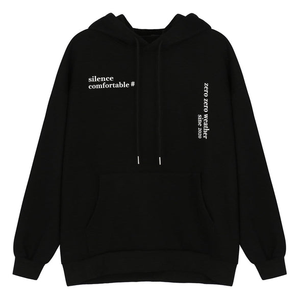 [PRE ORDER]NEV Japanese Night View Print Hoodies