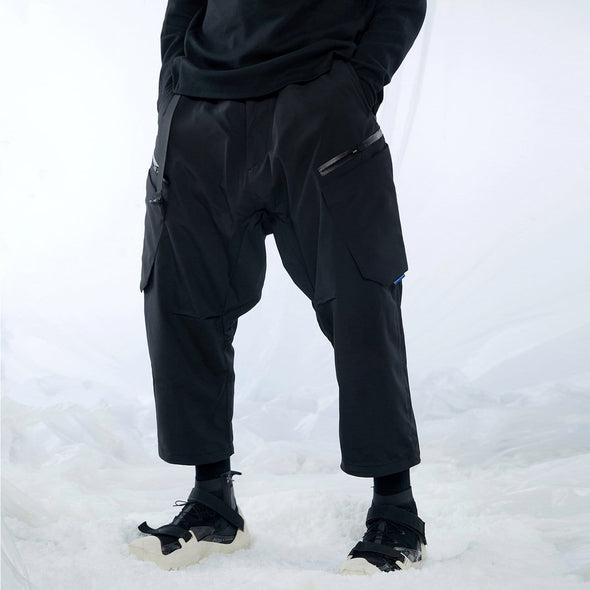 [Pre Order] NEV Ribbon Function Pants