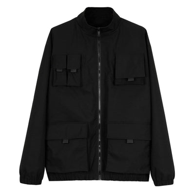 NEV Combat Multi Pockets Bomber Jacket