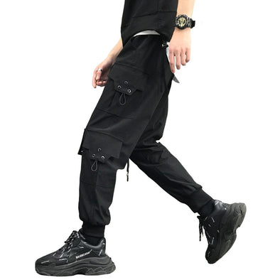NEV Punk Multi Pockets Cargo Pants