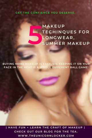 5 Makeup Artists Give Tips For Bulletproof Summer Makeup