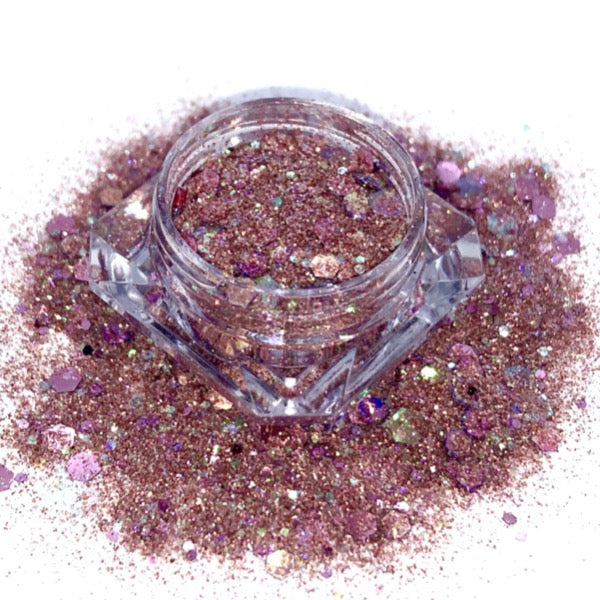 Custom Mixed Chunky Glitz Loose Glitter - TUL COSMETICS
