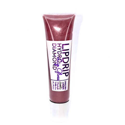 Mauve Lake LIPDRIP Diamond Lip Gloss - TUL COSMETICS