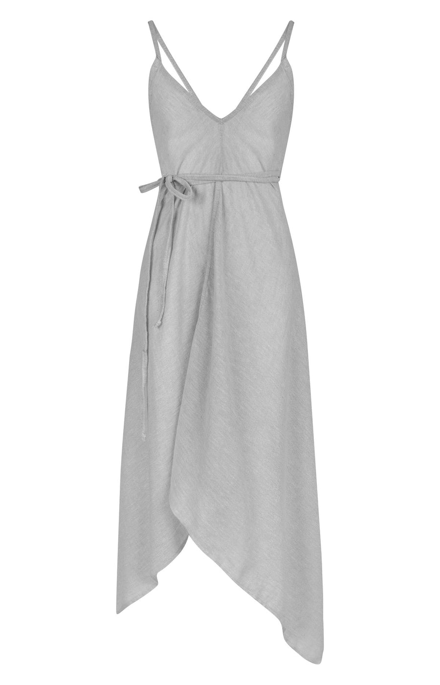 The Sage Maxi Dress in Grey
