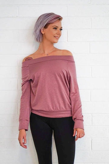 Ashland Drop Shoulder Sweater