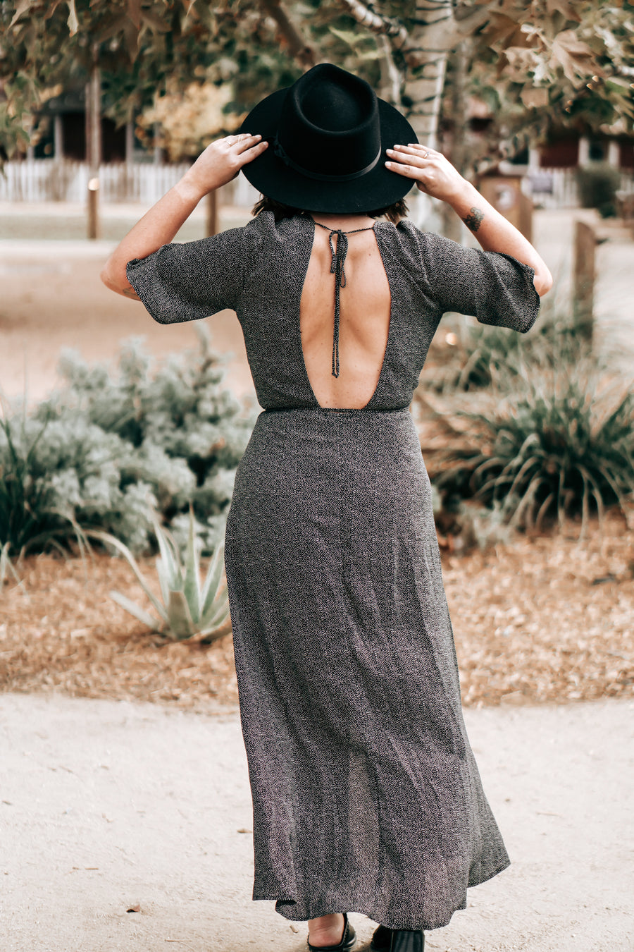 The Lola Wrap Dress