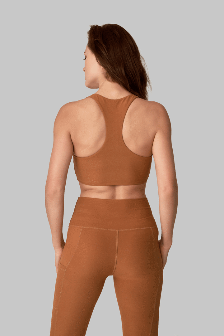 The Turmeric Yoga Top