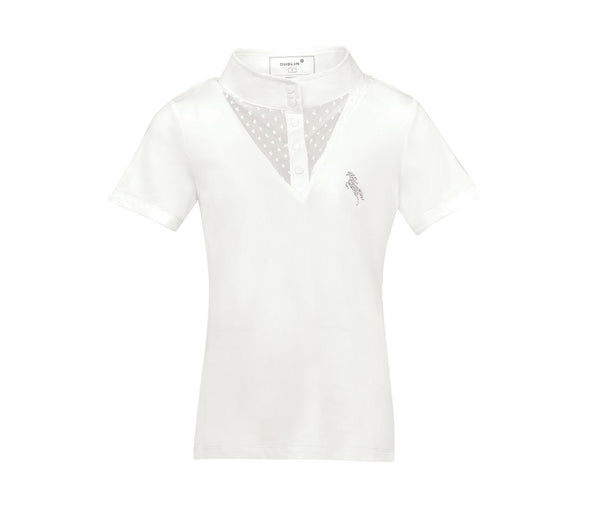 Dublin Tara Girls Competition Lace Shirt