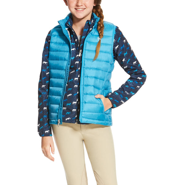 Girls Ideal Down Vest