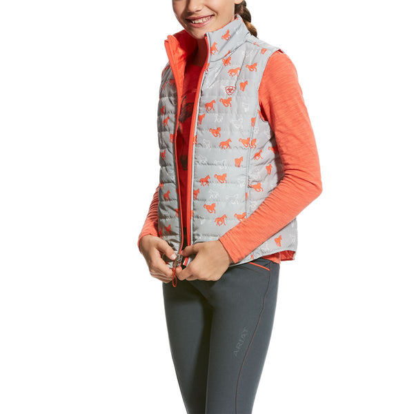 Ariat Emma Girls Reversible Vest