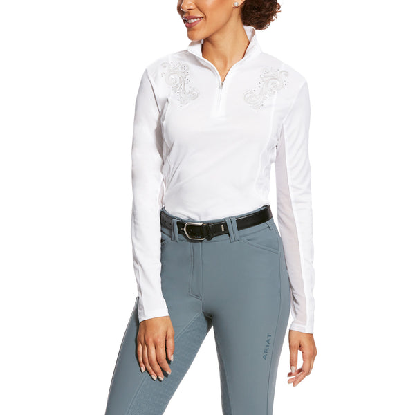 Ariat Women's Piaffe Sunstopper Shirt
