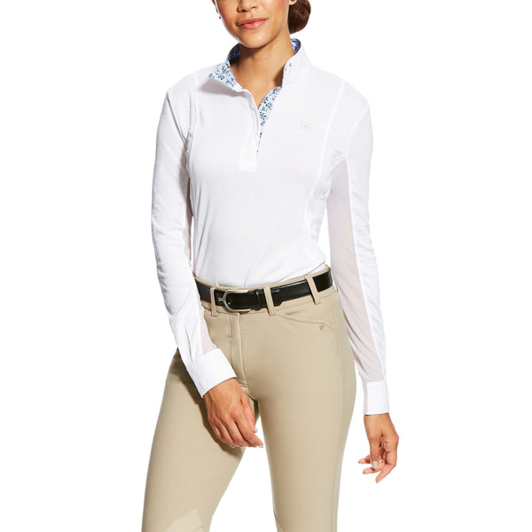 Ariat Women's Sunstopper Pro Show Shirt