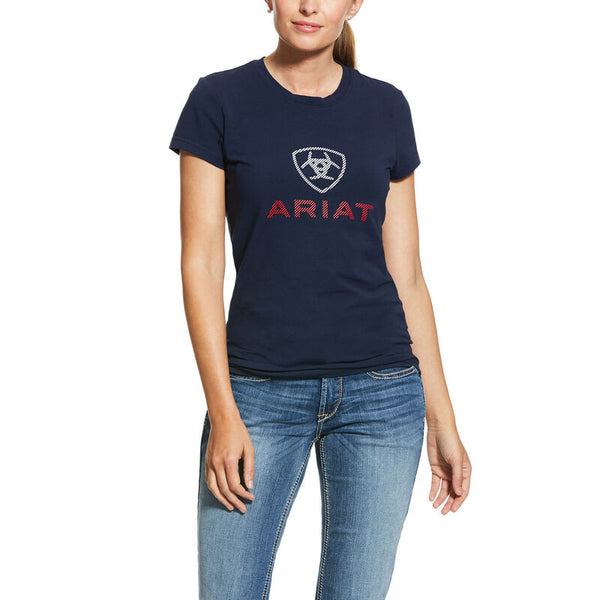 Ariat Women's HD Logo T-Shirt