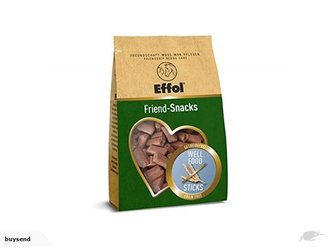 Effol Friend-Snacks Grain Free Well Food Sticks 500gm