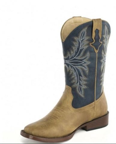 Roper Kids Billie Blue Boots