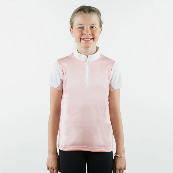 Horze Lena Kids Training/Show Combo Shirt