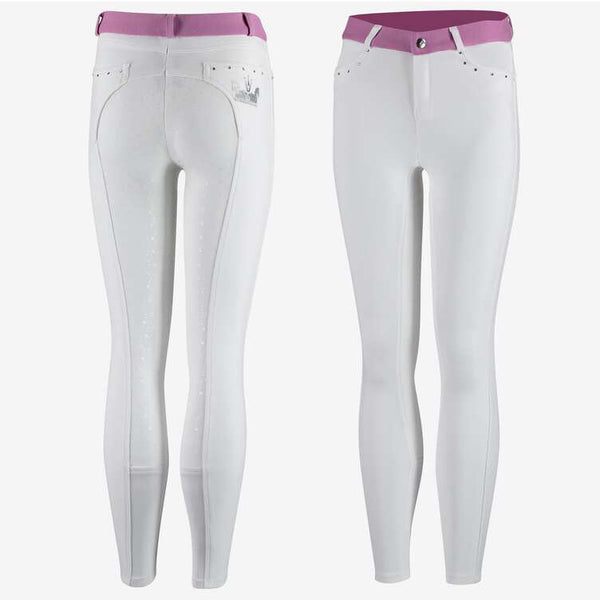 Horze Lilian Kids Full Seat Breeches