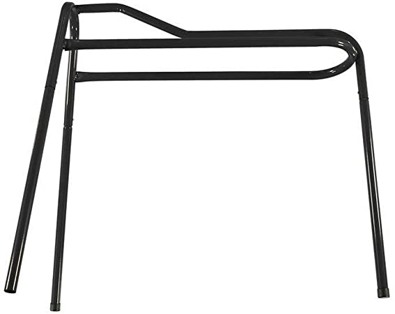 Roma 3 Leg Saddle Stand - Black