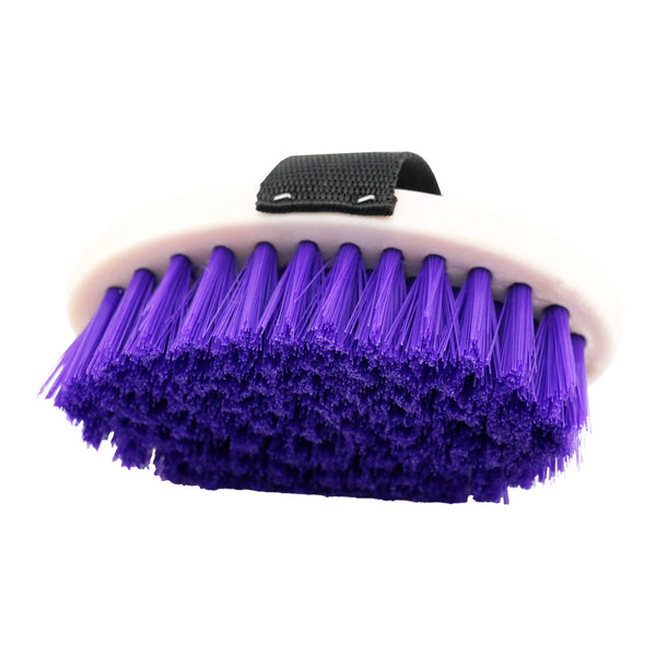 Kids Neon Body Brush - Purple