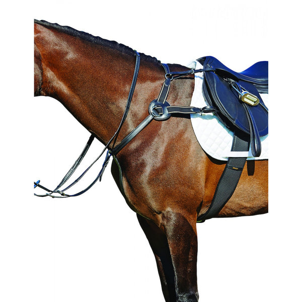 Kincade Leather 5 Point Breastplate