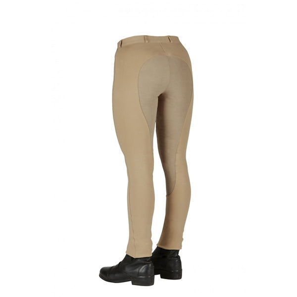 Saxon Cotton Full Seat Jodhpurs
