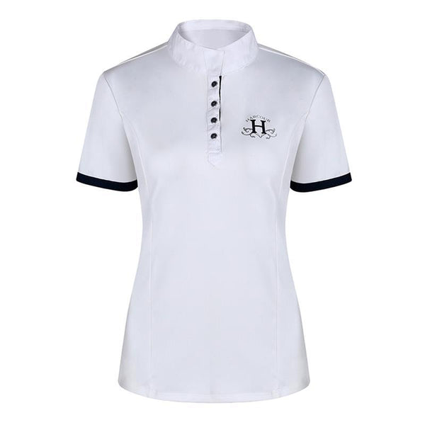 Harcour Women's Competition Short Sleeve Shirt