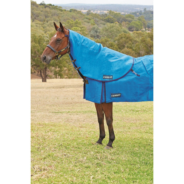 Combat Canvas Neck Rug