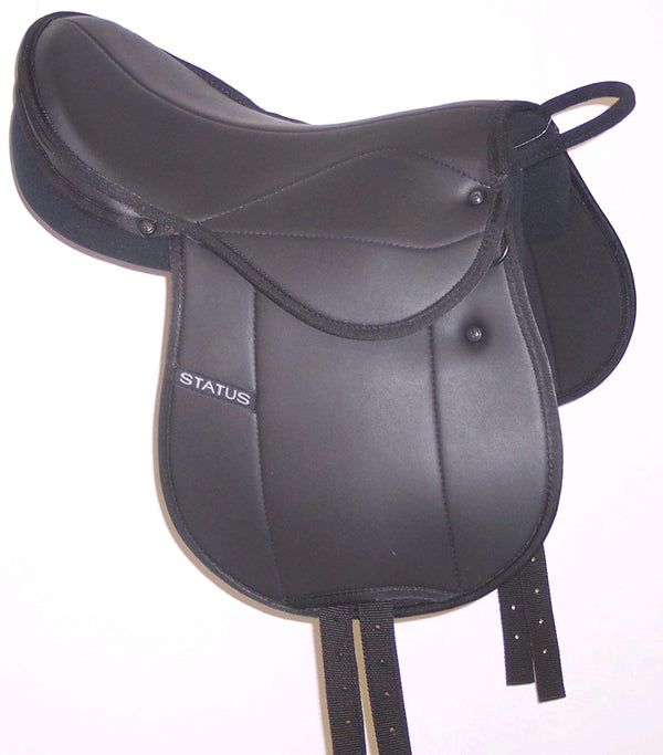 Status Pony Pad Bare - Black