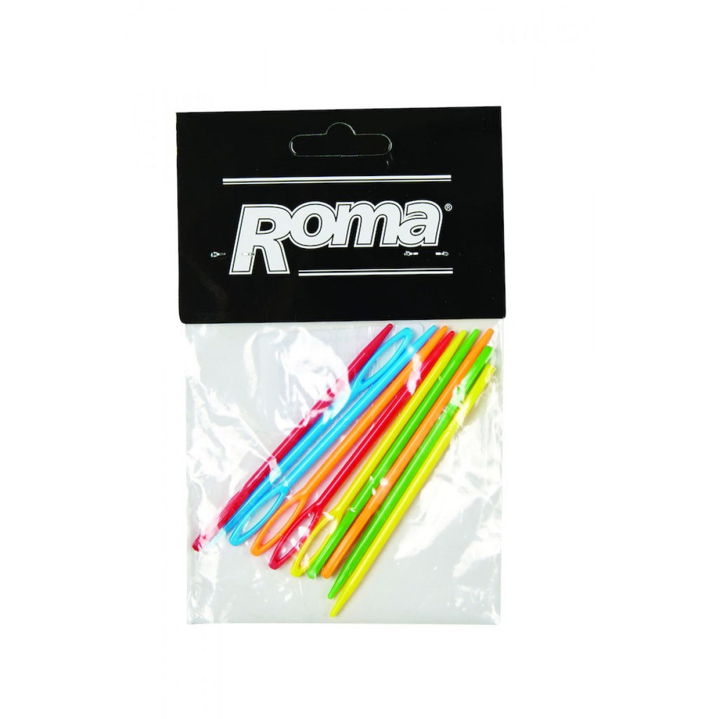 Roma Plastic Plaiting Needles