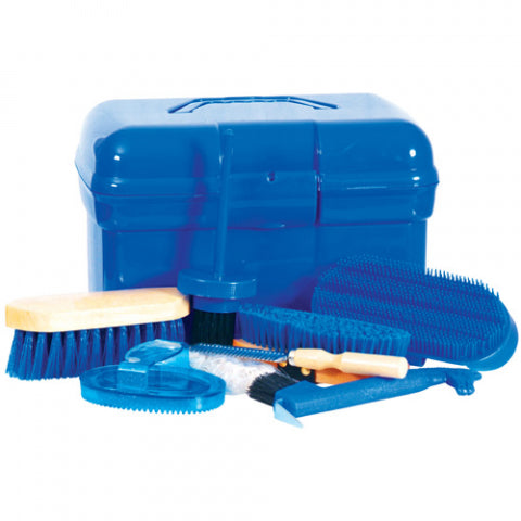 Grooming Box Blue
