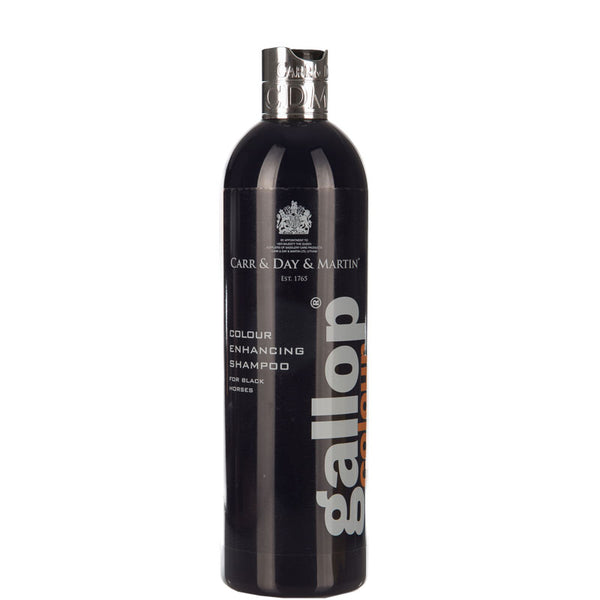 Gallop Colour Enhancing Shampoo - Black