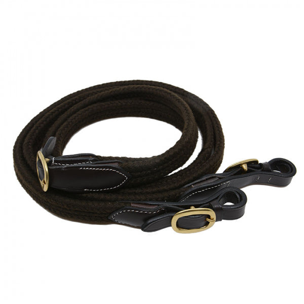 Eurohunter Cotton Stockman's Reins