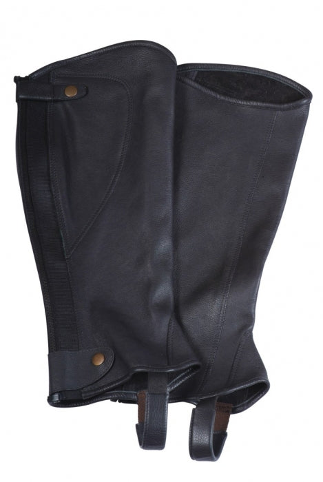 Eurohunter Leather Chaps