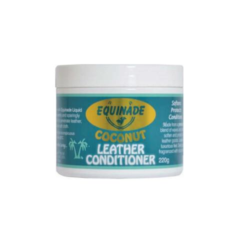 Equinade Coconut Leather Conditioner 220gm