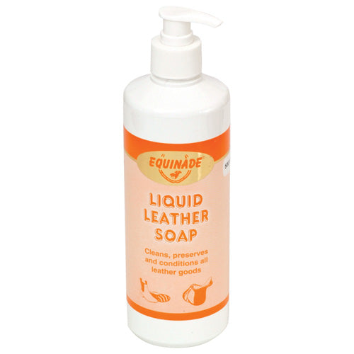 Equinade Liquid Leather Soap 500ml