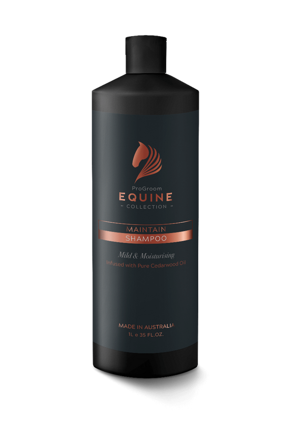 Progroom Equine Maintain Shampoo