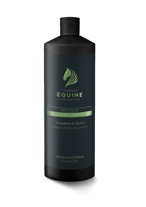 Progroom Equine Restore Conditioner